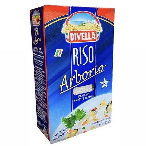 Divella Arborio Rice (1000g)