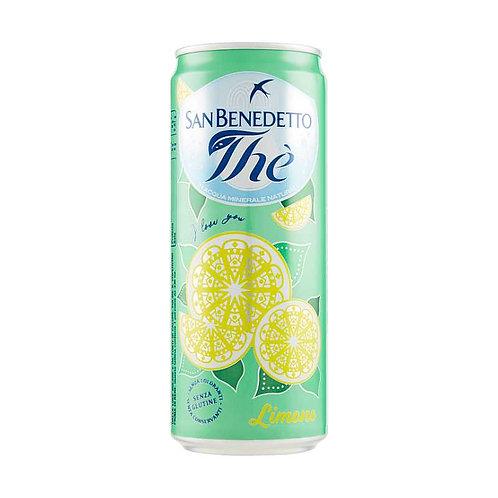 San Benedetto Lemon Iced Tea - 330ml