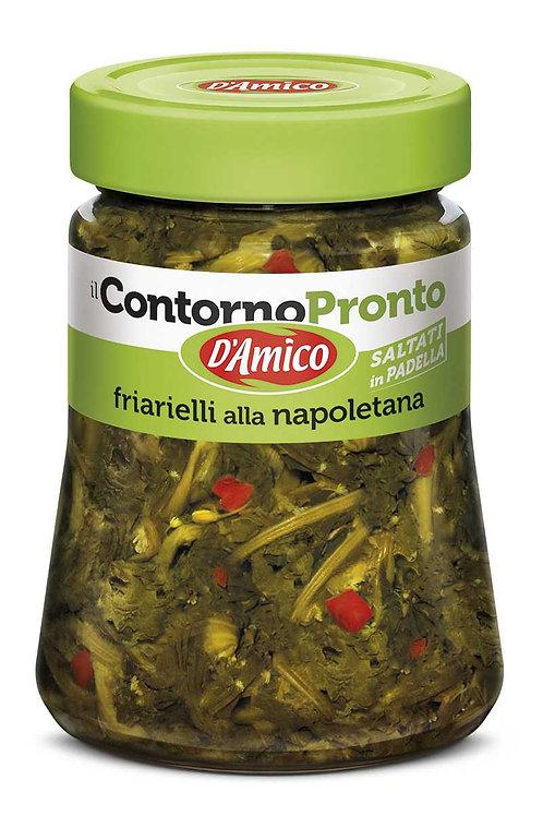 D'Amico Friarilli alla Napoletana (Broccoli Rabe Neapolitan Style) - 290g