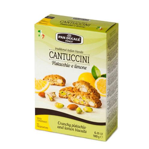 Pan Ducale Pistachio e Limone Cantuccini - 180g