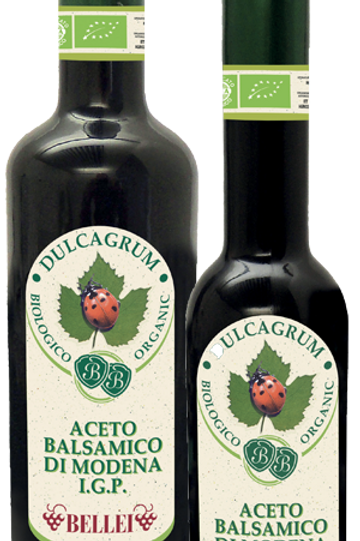 Dulcagrum Organic Balsamic Vinegar of Modena PGI (250ml)
