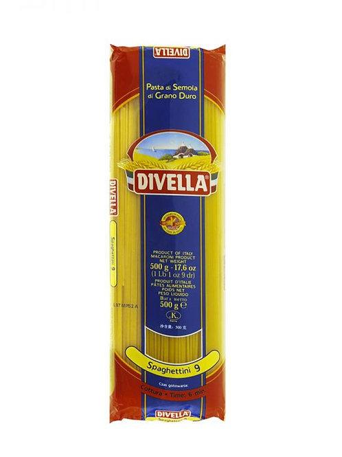 Divella Spaghettini 9 (500g)