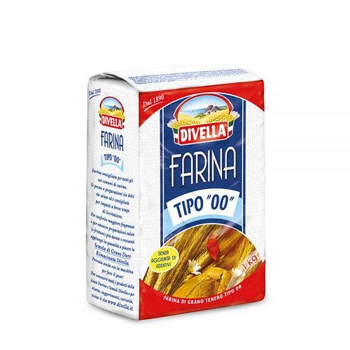 Divella Farina Tipo '00' (1kg)