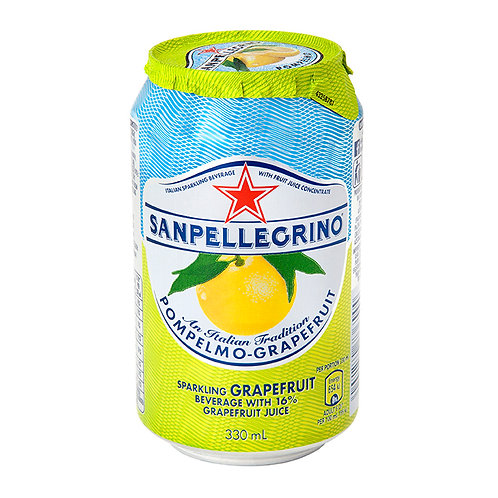 San Pellegrino Pompelmo (330ml)