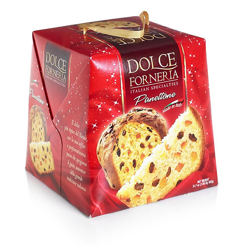 Dolce Forneria  Classic Panettone (900g)