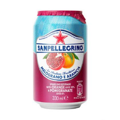 San Pellegrino Melograno e Aranciatata (330ml)