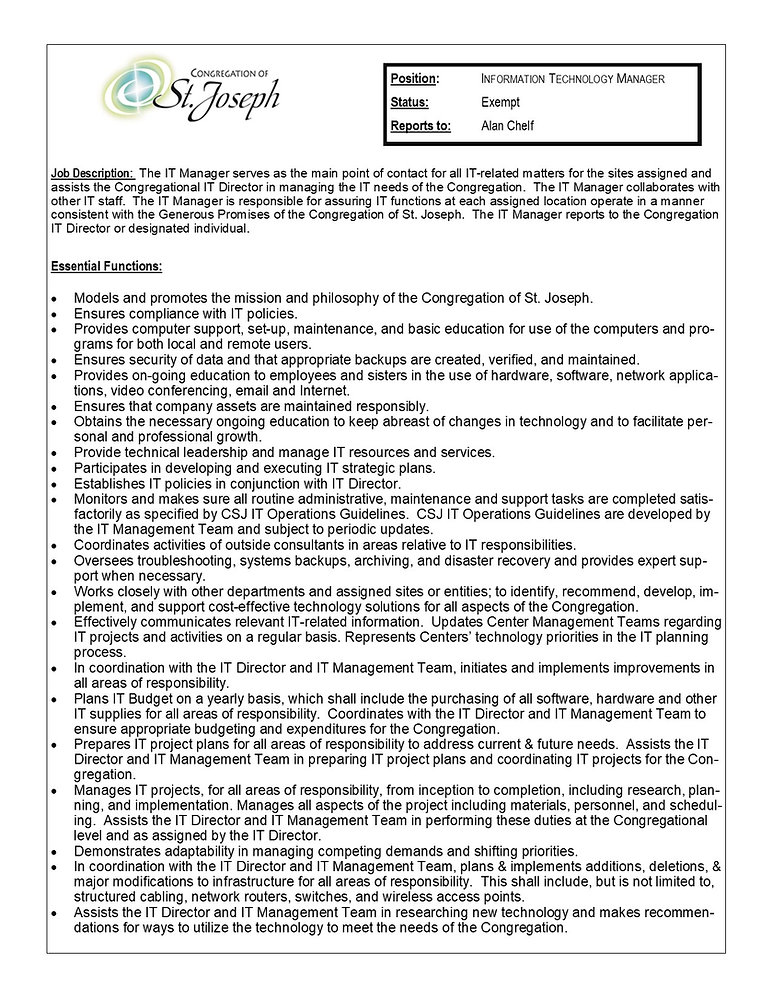 IT manager Job posting page 1.jpg