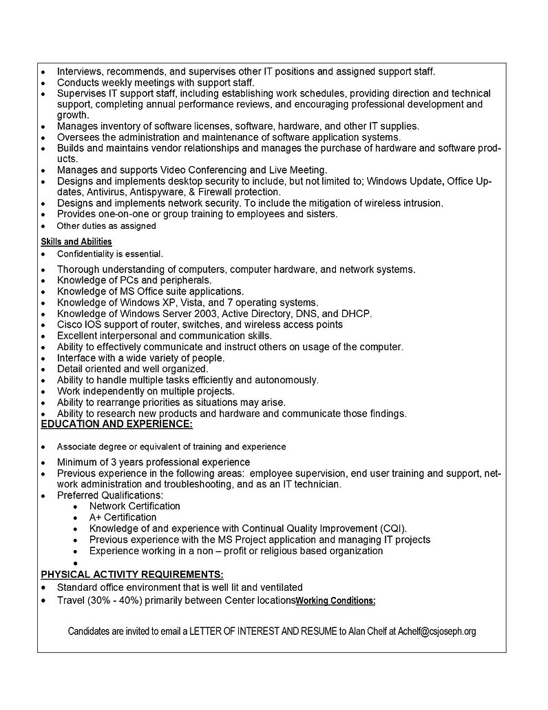 IT manager Job posting page 2.jpg