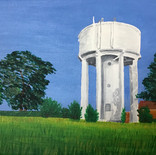 Burgess Hill Water Tower