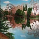 Bedelands Mill Pond - a commission