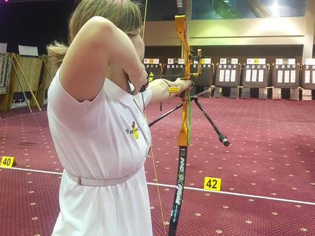 Добрынина Арина: серебро на Кубке России по стрельбе из лука
