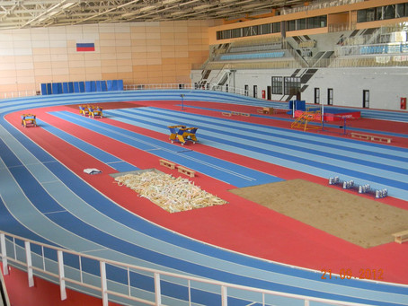Чемпионат и первенство Сибири по легкой атлетике