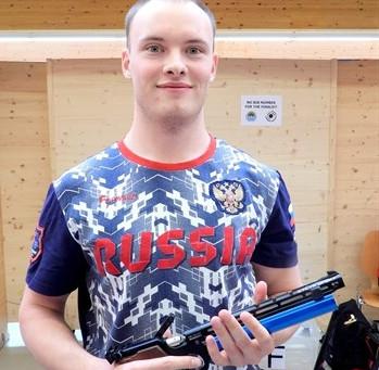 Артем Черноусов – серебро Кубка мира в Мюнхене!