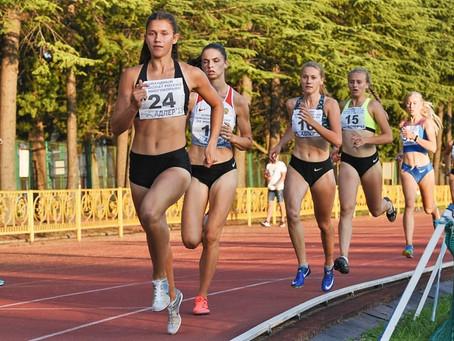 Анна Лелякова завоевала бронзу командного чемпионата России по многоборьям