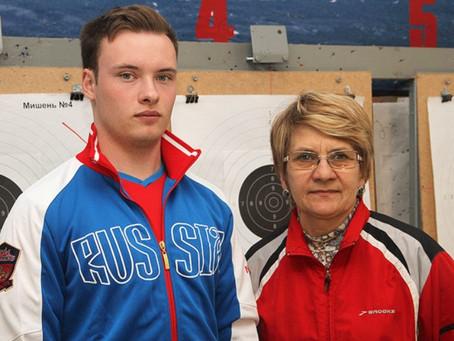 Артем Черноусов – серебро на Чемпионате России по пулевой стрельбе