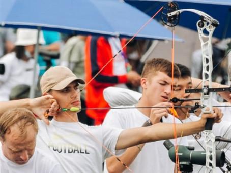 Илья Райс: бронзовый призер чемпионата России в блочном луке