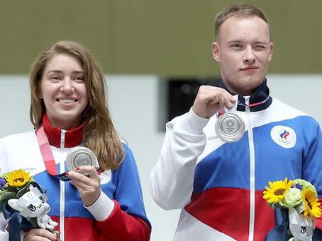 Черноусов Артем: серебро XXXII летних Олимпийских игр