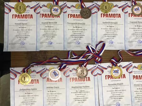 Чемпионат Иркутской области по стрельбе из лука: итоговые протоколы