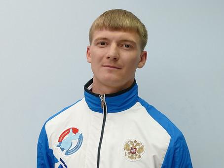 Тарасов Роман – заслуженный мастер спорта России!