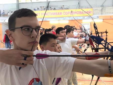 XVI областное открытое первенство по стрельбе из лука памяти Д. Б. Доржиева