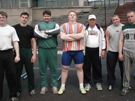 Заслуженный тренер РСФСР Юрий Рыбин награжден знаком отличия «За заслуги перед Иркутской областью»