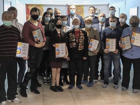 Итоги 2020 года: награждение лучших спортсменов и тренеров Иркутской области