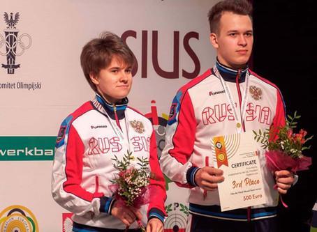 Надежда Колода - бронзовый призер чемпионата Европы!