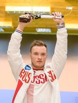 Артем Черноусов - заслуженный мастер спорта России!
