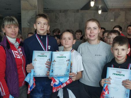 Открытое первенство СШОР «Приангарье» имени Л.М. Яковенко