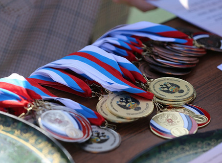 Чемпионат России по легкой атлетике (спорт слепых): результаты наших спортсменов