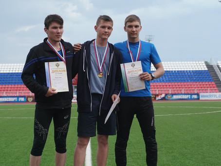 Первенство России по легкой атлетике в Чебоксарах (спорт глухих)