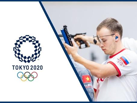 Черноусов Артем: XXXII летние Олимпийские игры TOKYO 2020