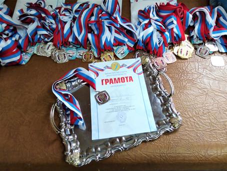 Результаты наших легкоатлетов на чемпионате, первенствах СФО и Спартакиаде молодежи России U20