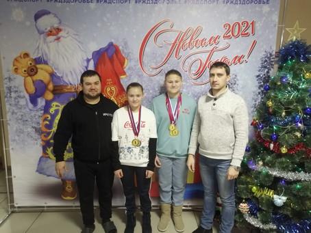 Первенство России по тяжелой атлетике среди юниоров и юниорок 13-15 лет, 13-17 лет: результаты