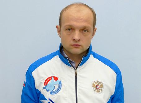 Алексей Самсонов занял третье место на чемпионате России по настольному теннису среди лиц с ПОДА