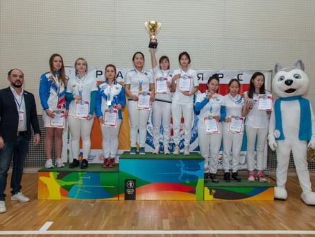 СФО по стрельбе из лука в Красноярске: результаты наших спортсменов
