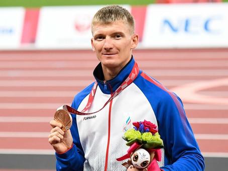 Тарасов Роман: бронза XVI летних Паралимпийских игр