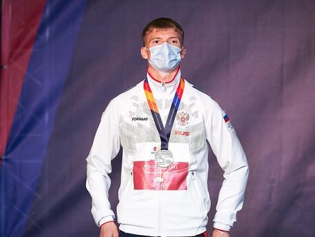 Роман Тарасов: золото и серебро на чемпионате Европы в Польше