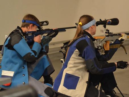 Призовые места на чемпионате Сибирского федерального округа по пулевой стрельбе