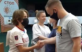 Колода Надежда - золото на Всероссийских соревнованиях в Игнатово
