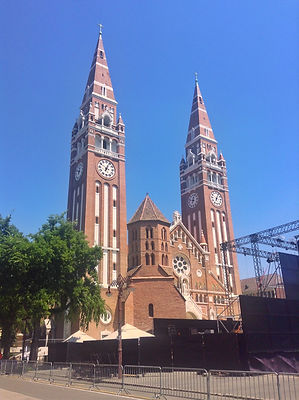 Votive Church of Szeged
