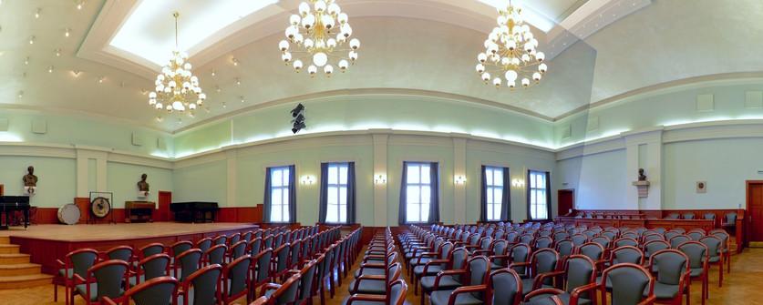 Fricsay Hall