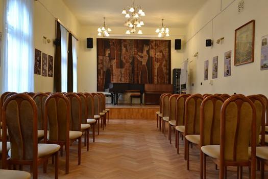 Franz Liszt concert hall