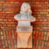 Franz Liszt bust