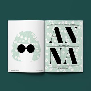 the amazing anna