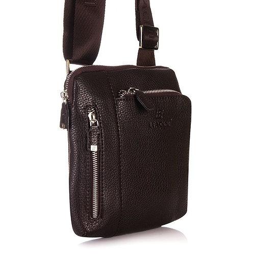 Мужская сумка 40-36040 cofee LF