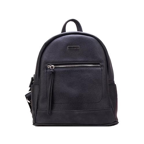 Чёрный рюкзак женский