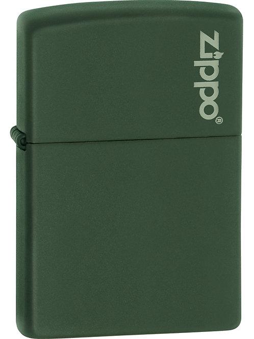 зелёная зажигалка зиппо