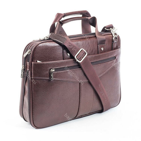 Мужская сумка 704-02 brown