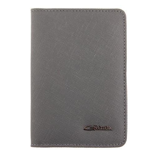 Обложка для паспорта и автодокументов - 00019-A501 grey GF